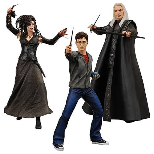 Best Harry Potter Toys And Figures : Twisted collecting